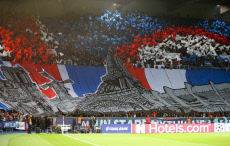 Paris: UEFA Champions League Football Match PSG-Real Madrid