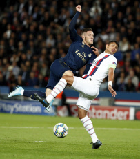 UEFA Champions League Group A Paris Saint-Germain v Real Madrid