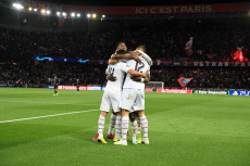UEFA Champions League: Group A Paris Saint-Germain v Real Madrid