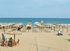 Golden Sands Resort, Varna, Bulgaria - 20 Sep 2019