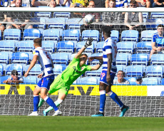 Reading vs Blackburn Rovers, Sky Bet EFL Championship, Football, the Madejski Stadium, Reading, Berkshire, United Kingdom - 21 Sep 2019