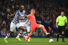 West Bromwich Albion v Huddersfield Town, EFL Sky Bet Championship, Football, The Hawthorns, West Bromwich, UK - 21 Sep 2019