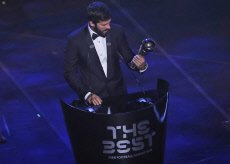 Italy Soccer FIFA Awards
