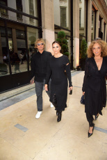 Paris : Guy Laroche Fashion Show during the spring summer 20 Paris Fashion Week women