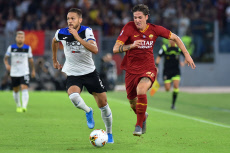 Roma v Atalanta, Serie A, Football, Olympic Stadium, Rome, Italy - 25 Sep 2019