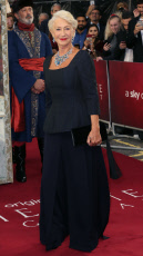 The Premiere of Sky Atlantic's: 'Catherine the Great' held at the Curzon Mayfair