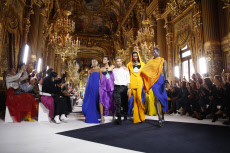 Paris Fashion S/S 2020 Balmain