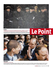 Parution 2019: Le Point du 27 Septembre 2019