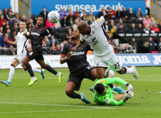 Swansea City v Reading, SkyBet Championship - 28 Sep 2019