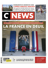 Parutions 2019: CNEWS du 30 Septembre 2019