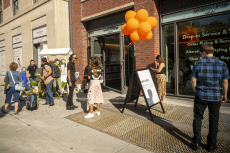 Nordstrom Local opens in New York