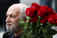 Russia: Moscow bids farewell to film and stage director Zakharov