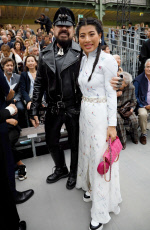 Chanel show, Front Row, Spring Summer 2020, Paris Fashion Week, France - 01 Oct 2019