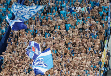 Russia: UEFA Champions League Group Stage: Zenit St Petersburg 3 - 1 Benfica Lisbon