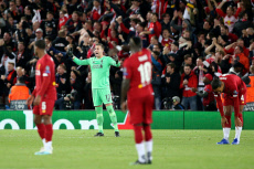 Liverpool v FC Red Bull, Champions League - 02 Oct 2019
