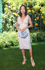 Veuve Clicquot Polo Classic, Arrivals, Will Rogers State Park, Los Angeles, USA - 05 Oct 2019