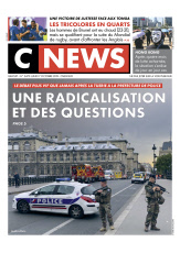 Parution 2019: CNEWS  du 7 Octobre 2019