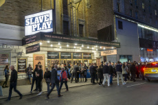 "Controversial ""Slave Play"" on Broadway"