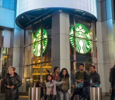 NY: In advance of Starbucks earnings call