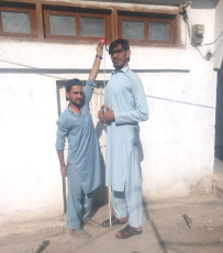 Tallest Man in Pakistan