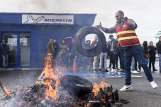 LA ROCHE-SUR-YON : Michelin factory will close at the end of 2020.