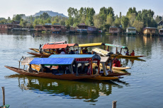Kashmir ban on tourism lifted in Srinagar, India - 10 Oct 2019