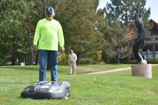 CO: Automower robot lawn mower