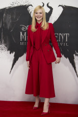 Britain Maleficent Mistress of Evil Photo Call