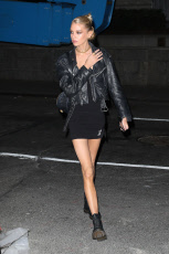 Bella Hadid Celebrates Her 23rd Birthday at L'Avenue at Saks - Outside Arrivals, New York, USA - 10 Oct 2019