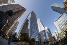 NY: Westside development around Hudson Yards in New York