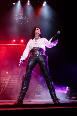 Alice Cooper in concert at Resorts World Arena, Birmingham, UK - 11 Oct 2019