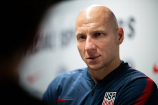 DC: US Soccer Players Speak With Press after 7-0 Victory Against Cuba