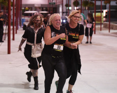 'Fright Nights Zombie Run For Your Life', South Florida Fairgrounds, Palm Beach, Florida, USA - 11 Oct 2019