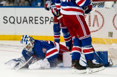 NHL Oilers vs Rangers, Manhattan, USA - 12 Oct 2019