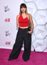 2nd Annual Girl Up GirlHero Awards, Arrivals, Beverly Wilshire, Los Angeles, USA - 13 Oct 2019