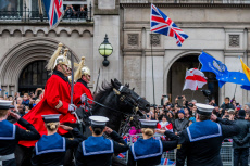 State Opening of Parliament, London, UK - 14 Oct 2019