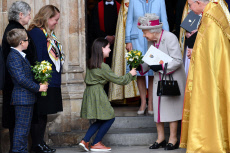 750th Anniversary of Westminster Abbey, London, UK - 15 Oct 2019