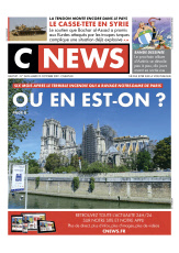 Parution 2019: CNEWS du 15 Octobre 2019