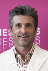 "Canneseries Patrick Dempsey ""Excellence Award"" in Cannes"