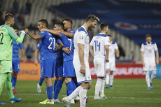Greece Bosnia Euro 2020 Soccer