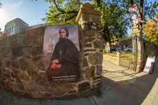 NY: St. Frances Cabrini embroiled in statue controversy