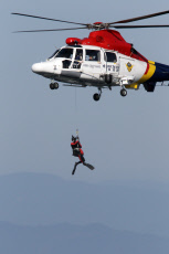 Korea-Russia joint coast guard drill