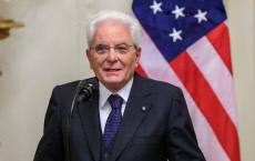 President of Italy Sergio Mattarella visit to Washington DC, USA - 16 Oct 2019