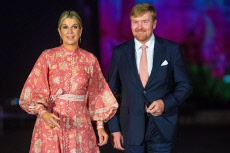 Dutch Royals state visit to India - 16 Oct 2019