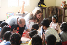 Prince William and Catherine Duchess of Cambridge visit to Pakistan - 17 Oct 2019