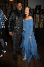 Vina Love video release party, New York, USA - 16 Oct 2019