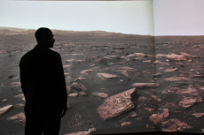 'Moving to Mars' exhibition, Design Museum, London, UK - 17 Oct 2019