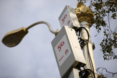 Russia: 5G cell towers in Moscow