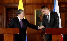 Meeting in Bogota between the Foreign Ministers of Colombia and the Czech Republic