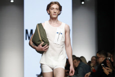 Russia: Mercedes-Benz Fashion Week Russia continues in Moscow